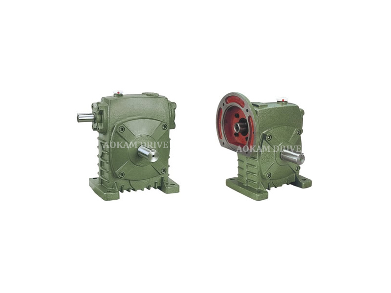 WP Series Worm Gear Reducers